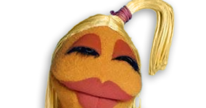 I Ain't Said Nothin' But A Word   : MY MUPPET PERSONALITY