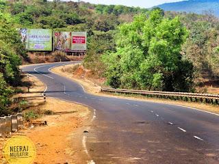 गोवा से बेलगाम की सड़क