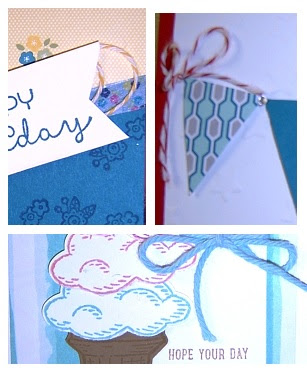 Morning card class tomorrow zena kennedy independent stampin up demonstrator