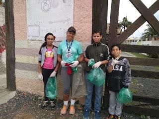 Workshop e mutirões marcam adesão da Ilha ao dia mundial de limpeza das praias