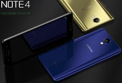 Spesifikasi Infinix Note 4, Harga baru Infinix Note 4, Harga bekas Infinix Note 4