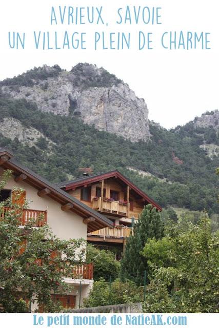 Avrieux village de Maurienne