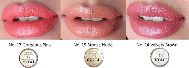 Warnai Bibirmu Dengan Produk LipstickDari Wardah