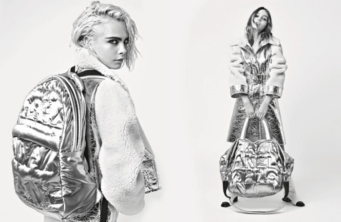 Lily-Rose Depp and Cara Delevingne are Chanel's Muses for the Fall 2017 Campaign
