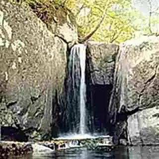 Tongnim Falls