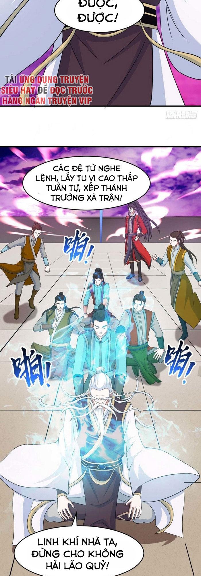 Tiên Đế Qui Lai chap 129 - Trang 7