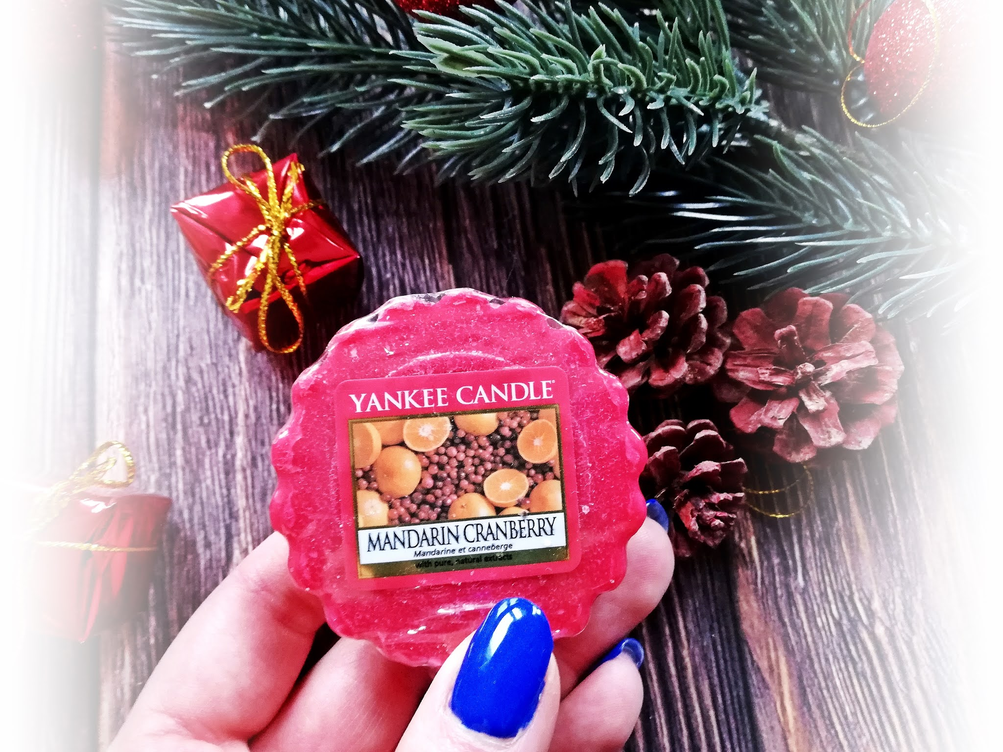 MANDARIN CRANBERRY ~ GOODIES.PL