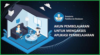 Akun Pembelajaran merupakan akun elektronik dengan domain belajar.id yang diterbitkan oleh Kementerian Pendidikan dan Kebudayaan dan dapat digunakan oleh peserta didik, pendidik, dan tenaga kependidikan sebagai akun untuk mengakses aplikasi pembelajaran berbasis elektronik