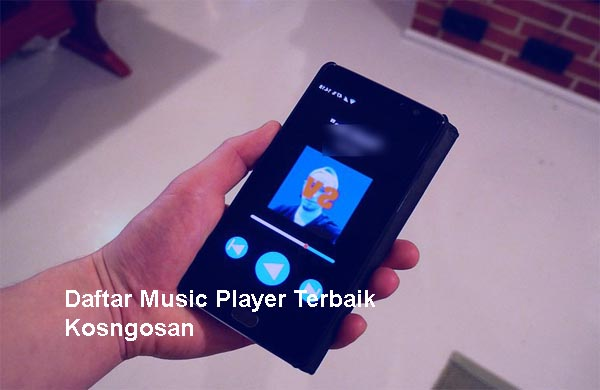 aplikasi music player