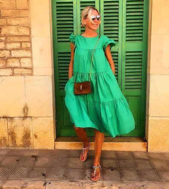 Trend alert: breezy dress