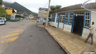 Centro de Informações Turísticas em Ouro Preto/MG.