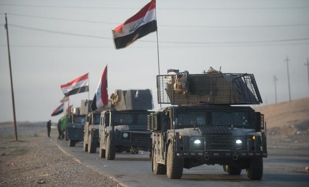Σφίγγει ο κλοιός γύρω από τους τζιχαντιστές στη Συρία
