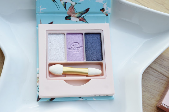 Paul & Joe Beauty Spring 2017 Eye Colour Trio in 12 Violet Candy