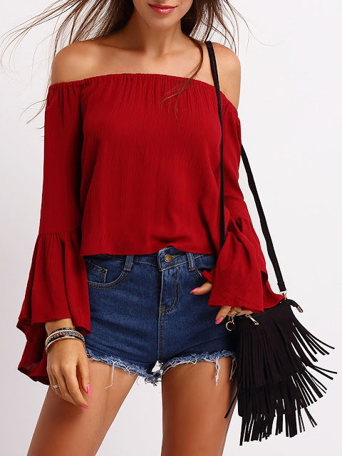 dirt cheap outfits off the shoulder