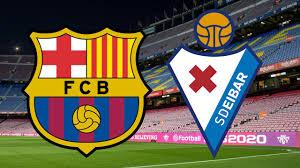 مشاهدة مباراة برشلونة و إيبار بث حي اون لاين بدون تقطيع اونلاين بتاريخ اليوم 29-12-2020 الدوري الاسباني بجودة ضعيفة وجودة متوسطة وجودة عالية اتش دي برشلونة و إيبار بث مباشر يوتيوب يلا شوت برشلونة و إيبار بث مباشر كورة كافيه برشلونة و إيبار بث مباشر يلا لايف برشلونة و إيبار بث مباشر كورة جول كورة برشلونة و إيبار احدي مباريات اليوم 29-12-2020 في الدوري الاسباني.