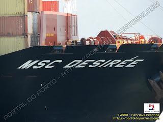 MSC Desirée