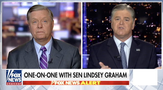 Lindsey Graham: Hillary Clinton committed obstruction of justice