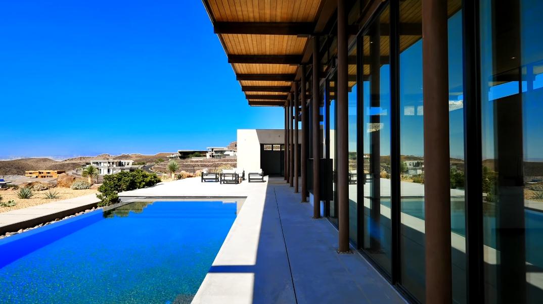 63 Interior Photos vs. 8 Vista Crescent Ct, Henderson, NV Luxury Contemporary House Tour