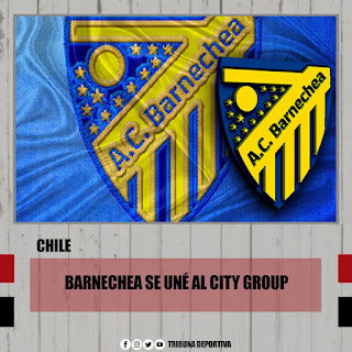CLUB CHILENO SE UNE AL 'CITY CLUB'