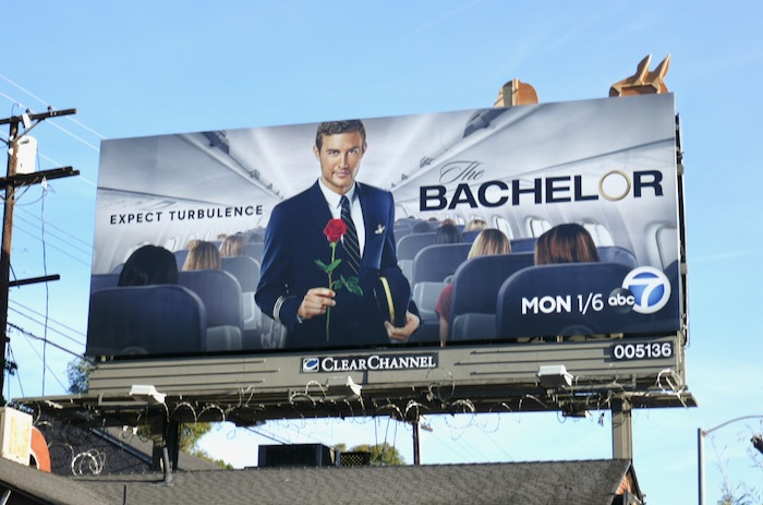Bachelor season 24 billboard