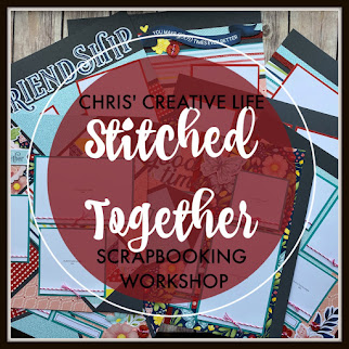 Stitched Together Scrapbooking Workshop