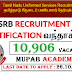 TNUSRB Police Vacancy 2020 Notification Released @ www.tnusrbonline.org