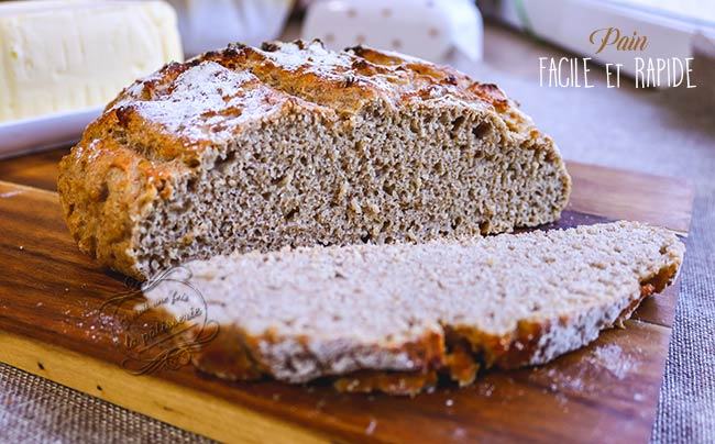 pain facile et rapide
