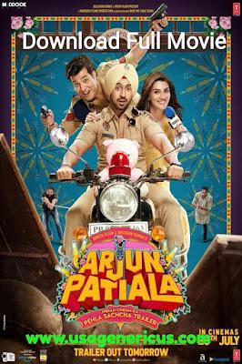 Arjun Patiala Full Movie Download Filmywap 720p Hd