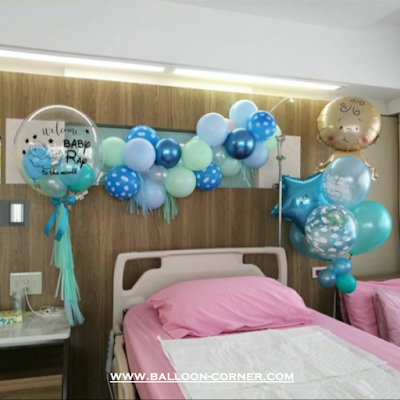 Dekorasi Baby Born / Baby Shower Ideas