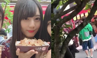 Kasus kosaka nao pacar skandal member hinatazaka46