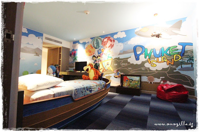 holiday inn phuket kids blog review
