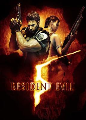 Capa do Resident Evil 5 - Gold Edition PC