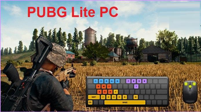 كيفية لعب ببجي لايت Pubg Lite Pc باستخدام لوحة المفاتيح والفأرة