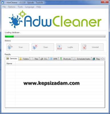 AdwCleaner indir Tarayıcı Virüslerini Temizle Resimli & Videolu Anlatım