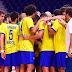 Olimpíadas: seleção brasileira masculina de handebol vence a Argentina