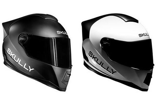 4 SEFSED JPEG - Helm Skully Atasi Masalah Blind Spot Bagi Pengendara Motor