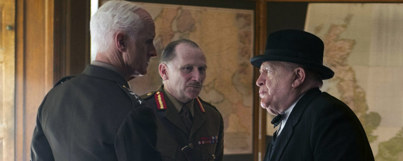 churchill 2017 film