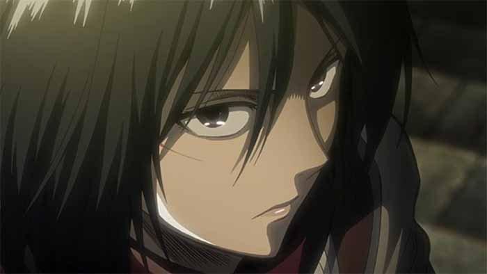 Mikasa Yang Hebat Dan Menakutkan