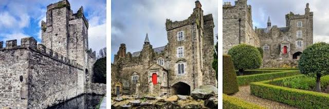 Dublin's Drimnagh Castle