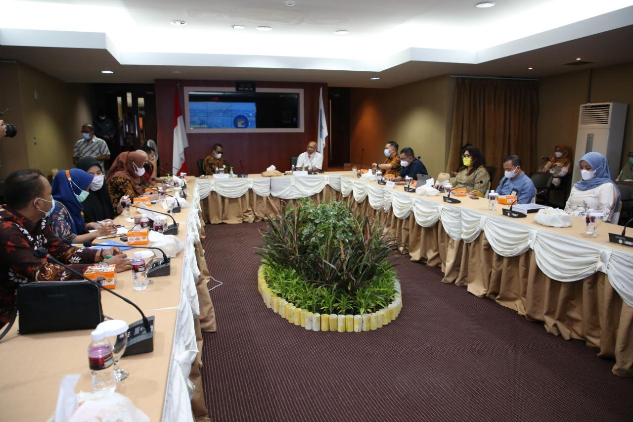 Kunjungi BP Batam, BP Bintan Ingin Jalin Kordinasi dan Kerja Sama