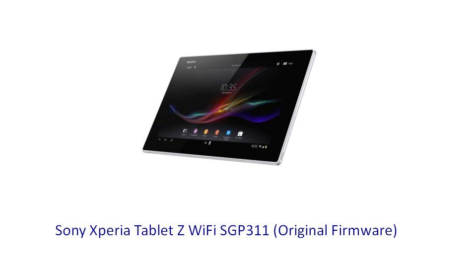 sgp311 firmware