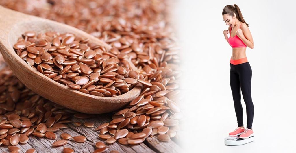 Manfaat Flaxseed (Biji Rami) Untuk Menurunkan Berat Badan