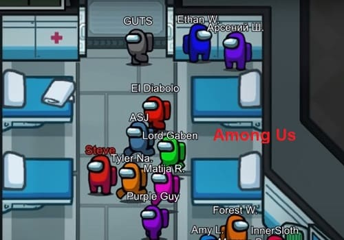 تحميل  Among Us PC Free