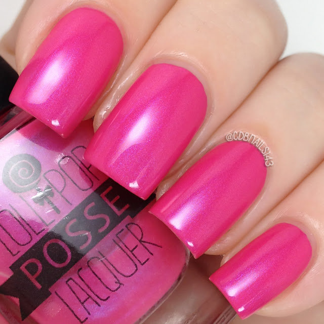 Lollipop Posse Lacquer-Love The One You Got