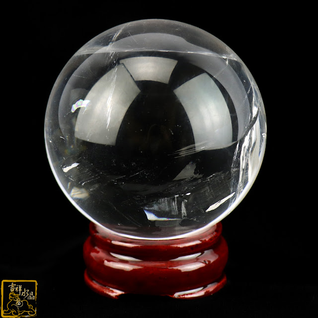 白水晶球 功效