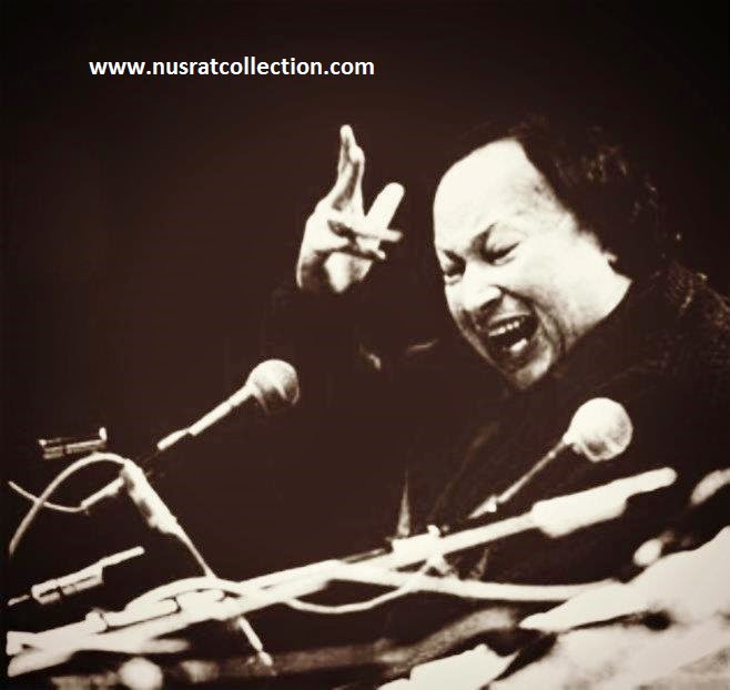 Lyrics Chan Sajna Morr Moharan by Nusrat Fateh Ali Khan