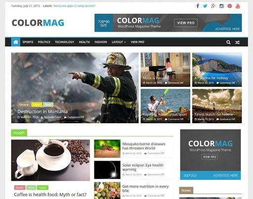 WordPress Tema Örneği