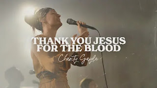 """Gospel singer Charity Gayle releases a """"1 Hour Of Thank You Jesus For The Blood"""" music video via her YouTube Channel."""