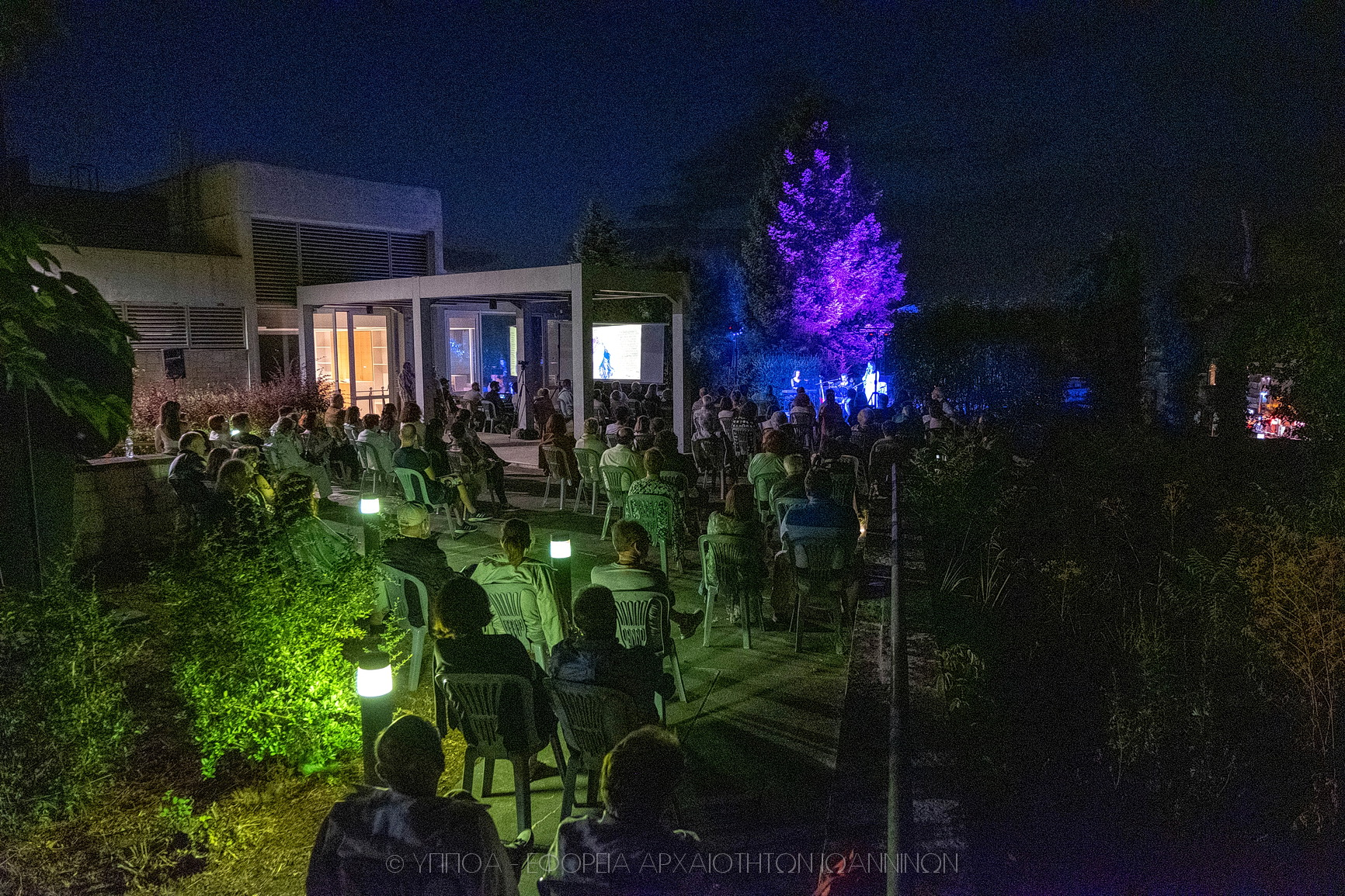 Ιωάννινα:Συναυλία με τον Παναγιώτη Μάργαρη στο Αρχαιολογικό Μουσείο