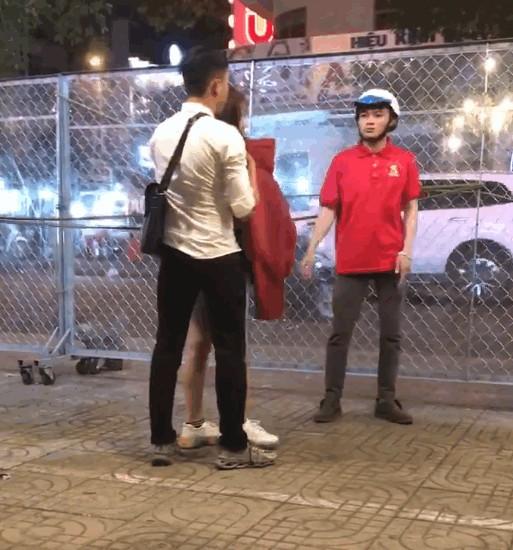 Cô gái hot nhất MXH lên tiếng sau clip xôn xao: Mặc đồ người yêu mua đi chơi, ôm ấp với trai lạ